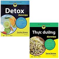 Sách - Combo Thực Dưỡng For Dummies Và Detox For Dummies