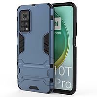 Ốp lưng cho Xiaomi Mi 10T - Mi 10T Pro 5G iRON - MAN Nhựa PC cứng viền dẻo chống sốc