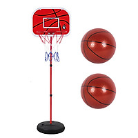 Height Adjustable Basketball Stand Outdoor and Indoor Basketball Training Sports Toys Iron Basketball Board