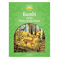 Classic Tales (2 Ed.) 3: Bambi and the Prince of the Forest Audio Pack