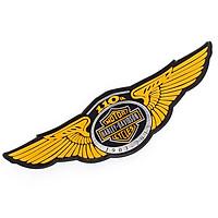Sticker hình dán metal Harley Davidson Cánh Chim