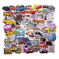 Set 100 Sticker - Vanlife