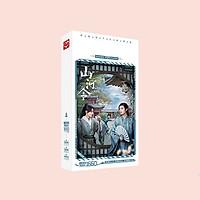 Hộp ảnh postcard in hình phim SƠN HÀ LỆNH Cung Tuấn Trương Triết Hạn idol thần tượng diễn viên hoa ngữ xinh xắn quà tặng độc đáo