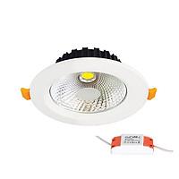 Đèn Led downlight MS-5W (COB) trắng, vàng
