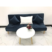 Bộ ghế sofa giường 1m7x90, sofa bed phòng khách salon linco16 sa lông, sô pha