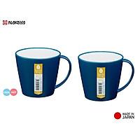 Combo 02 Cốc nhựa uống nước Nakaya Laulu Mug 360ml - Made in Japan