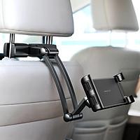 Giá đỡ điện thoại, máy tính bảng dành cho ghế sau ô tô Rock Universal RPH0950 - Hàng chính hãng