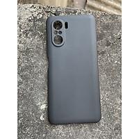 Ốp lưng dẻo cho Xiaomi Redmi K40 , K40 Pro (đen) bảo vệ Camera