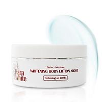 Kem dưỡng da toàn thân whitening body lotion night Hara White (200g)