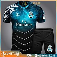 Áo bóng đá Thể thao CLB Real Madrid Galaxy III - Đồ đá banh 2020