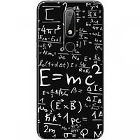 Ốp lưng dành cho điện thoại Nokia 5.1 Plus Mẫu  Công thức