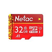 Thẻ nhớ Netac TF (MicroSD) A1 U1 C10 Máy ghi lưu lượng Giám sát Camera Thẻ lưu trữ điện thoại di động