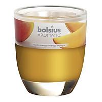 Ly nến thơm Bolsius Exotic Mango BOL7488 295g (Hương xoài rừng)
