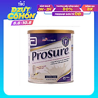 Sữa bột abbott prosure dành cho người sụt cân, suy mòn do ung thư 380g