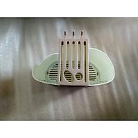 Ống đựng đũa nhà bếp đa năng tiện dụng (Màu trắng)
