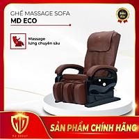 Ghế Massage Sofa Cao Cấp MD ECo - MD Group