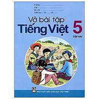 VBT Tiếng Việt 5 - Tập 2 (2021)