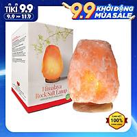 Đèn Đá Muối Tự Nhiên Himalaya Love Stone - Size XL ( Trên 4.5 Kg - 5.5Kg )