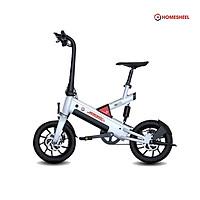 Xe điện gấp gọn độc nhất và thông minhHomesheel FTN T6_10AH Màu Trắng