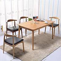 Bộ bàn ăn 4 ghế 6 ghế Elbow