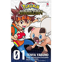 Pokémon Horizon - Good Adventures Broaden Your Horizons - Tập 1