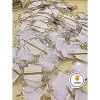 Bán sỉ 20 Bộ Khuôn dụng cụ tráng bánh cuốn, bánh ướt loại 1 bao chuẩn đẹp