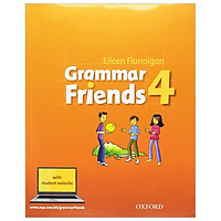 Grammar Friends 4 Student Book