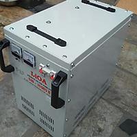 Ổn áp lioa 15kva dải 90v ~ 250v DRI - 15000 II dây đồng 100%