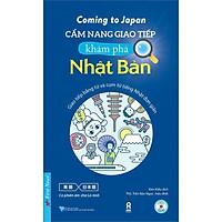 Sách - Cẩm Nang Giao Tiếp Khám Phá Nhật Bản - First News