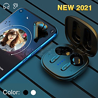 Tại nghe Bluetooth 5.1 TWS Không dây Nhét tai AMA S11 Giảm tiếng ồn Hàng nhập khẩu