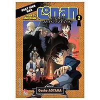 Thám Tử Conan Hoạt Hình Màu: Truy Lùng Tổ Chức Áo Đen - Tập 2