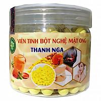 Thực Phẩm Chức Năng Viên tinh bột nghệ mật ong Thanh Nga (250g)
