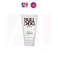Tẩy da chết BullDog Face Scrub cho nam 125ml