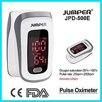 Máy đo nồng độ oxy trong máu SPO2 và đo nhịp tim Jumper JPD-500E