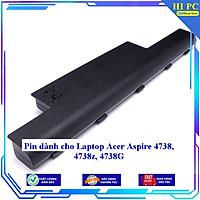 Pin dành cho Laptop Acer Aspire 4738 4738z 4738G - Hàng Nhập Khẩu