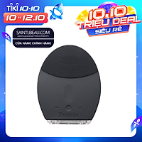 Máy rửa mặt Silicon Pebble Lisa face washing machine (black OWL) Gen 5