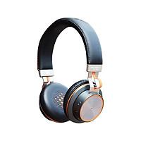 Tai nghe không dây bluetooth SoundMax BT300 (đen bạc) - Hàng chính hãng