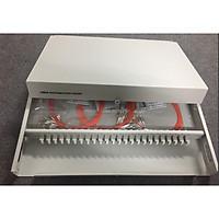 Hộp phối quang 48FO Indoor, chuẩn LC/PC Muti mode, đầy đủ phụ kiện. Hàng nhập khẩu
