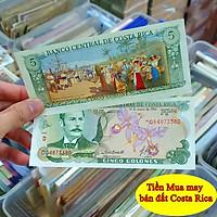 Tiền mua may bán đắt Costa Rice ở Nam Mỹ , chiêu tài rước lộc - The Merrick Mint