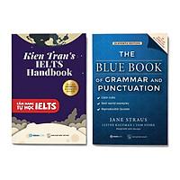 Combo 2 cuốn Học Tiếng Anh: Cẩm Nang Tự Học Ielts + The Blue Book of Grammar and Punctuation