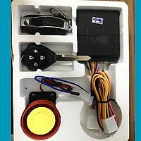 Bộ khóa xe chống trộm xe máy 1 khiển kèm chìa - BCTYA