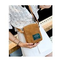 Túi đeo chéo nữ mini thời trang vải nhung cao cấp phong cách Hàn Quốc