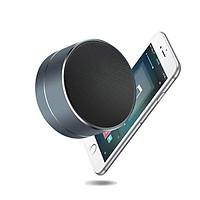 Loa Di Động Bluetooth Mini A10 Vỏ Nhôm Có Đèn LED Âm Thanh HIFI, BASS Siêu Chắc, Stereo Speaker Hỗ Trợ Thẻ Nhớ, Cổng USB