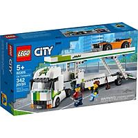 Đồ chơi LEGO City Xe Kéo Vận Chuyển Ô Tô 60305