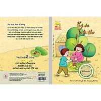 Tập 96 trang Ký ức tuổi thơ - Bìa thân thiện môi trường (hộp 10 quyển)