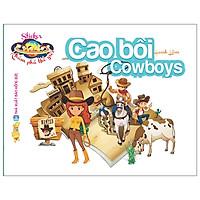Sticker Khám Phá Thế Giới - Cao Bồi - Cowboys