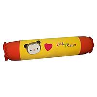 Gối Ôm Trang Trí Xốp Đắp Thắng Lợi (25 x 80 cm) - Khỉ