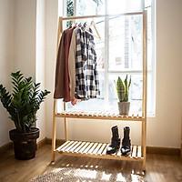 Gía treo quần áo 2 tầng - Hải Nam