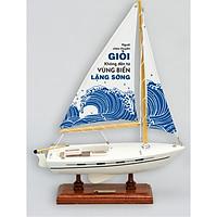 Mô hình Thuyền Lucky C300 A001.T1