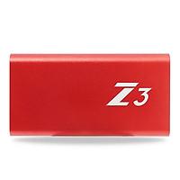 Ổ cứng SSD cắm ngooài Kingspec-Z3-256G Hàng chính hãng